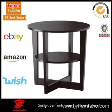 Best quality Low price for China Coffee Table,Small Coffee Tables,Modern Coffee Table Manufacturer Small Dark Wood Round Coffee Table supply to Portugal Manufacturer