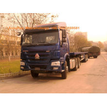 6x4 lhd sinotruk howo7 tractor truck