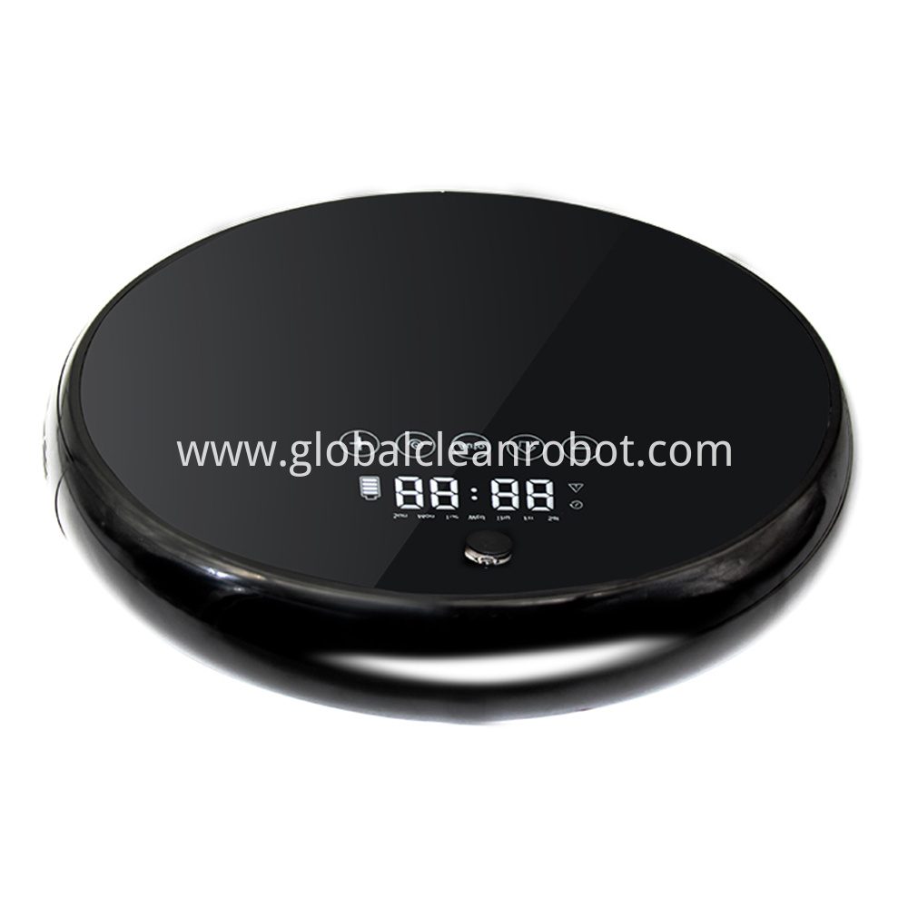 Automatic Recharge Mopping Vacuum Robot (1)