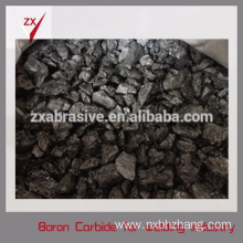 Hot sale abrasive sinter grade boron carbide (b4c)