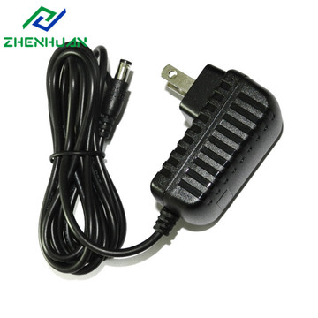 18W 12V/24V Narrow Version American Plug Travel Adapter