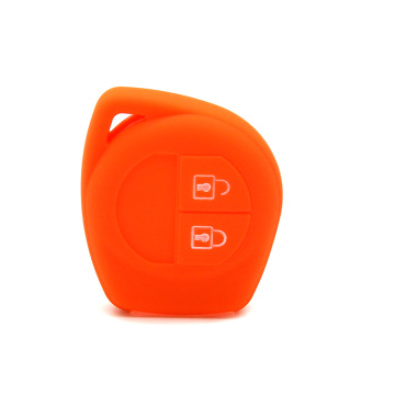 Car remote custom silicon key cover for Suzuki