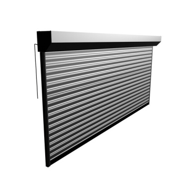 Aluminum Alloy Metal High Speed Roller Shutter Door