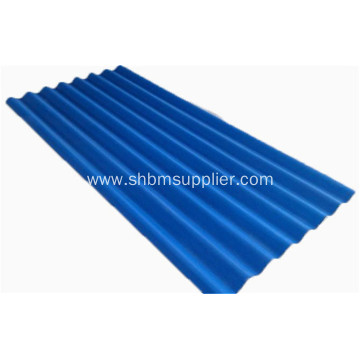 Shock Resistant Magnesium Oxide Roof