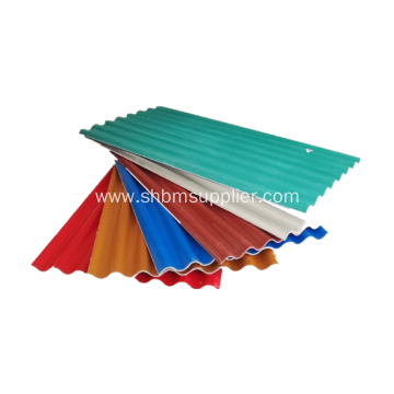 Waterproofing Heat Insulation MgO Roof Tiles