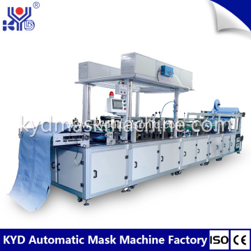 High Quality PP Medical Gowns Making Machine