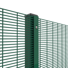 anti climb fence specifications malaysia