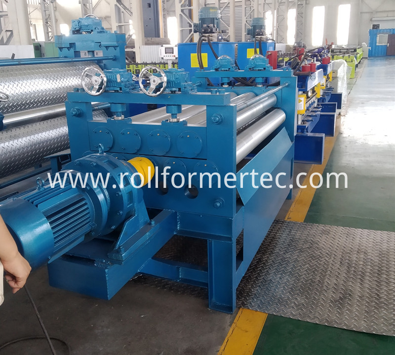 Metal Plate Embossing Machine5