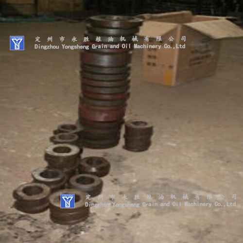 Oil making machine parts