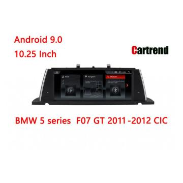 5 series  F07 GT Radio Stereo Dashboard