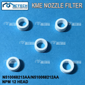 Supply for Filter Nozzle 12 Head Panasonic NPM Nozzle Fiilter export to San Marino Factory