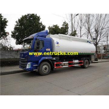 20 CBM 4x2 Pneumatic Dry Transport Trucks