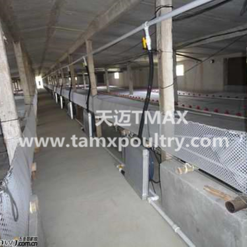 Poultry Heating System