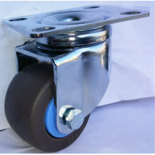 TPR soft caster 2'' swivel caster wheels