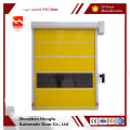 PVC Fabric Quick Rolling Shutter Door