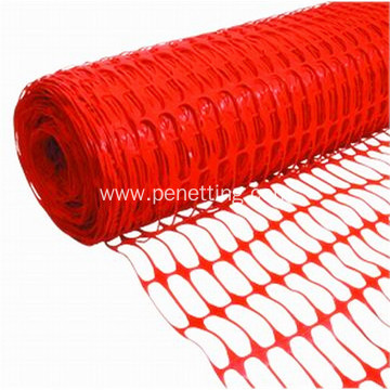 Orange Plastic Safety Fence/Alert Net