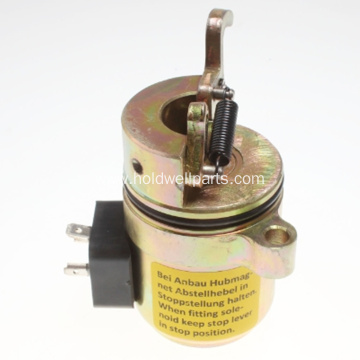 Holdwell solenoid 11715004 for Volvo Skid Steer Loaders
