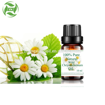 100% pure wild chrysanthemum flower oil