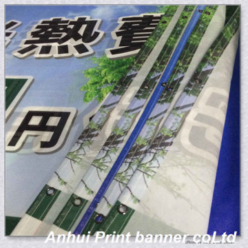 Full color print mesh PVC banner
