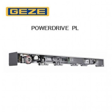 GEZE Powerdrive system automatic sliding door operator
