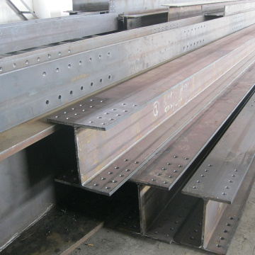 Channel U I H Beams Drilling Machine