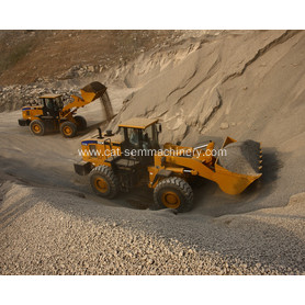 SEM650B Big Power Heavy Wheel Loader