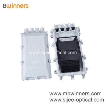 48 Port Fiber Termination Box Price With Sc 1*8 Plc Splitter