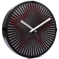 Motion Wall Clock- Red Star