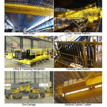 Double girder Bridge crane