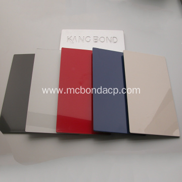 Aluminum Panels for Walls MC bond ACP