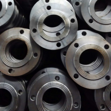 Forged Carbon Steel GOST 12820-80 PN6 Flange