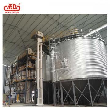 Pig Feed Pellet Production Line Mash Feed Line