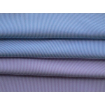 Liquid Ammonia Finished Yarn Dyed Fabric for Shirt