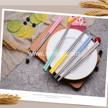 Stainless Steel Creative Chopsticks