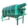 High efficiency drum shaker sieve for mineral sand