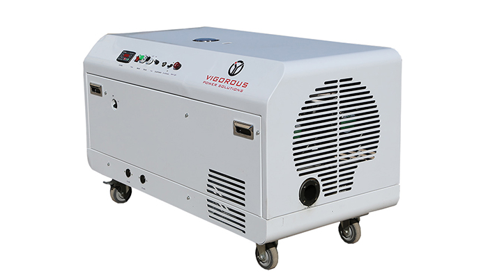 6KW Ultra-silent Dual Fuel Generator