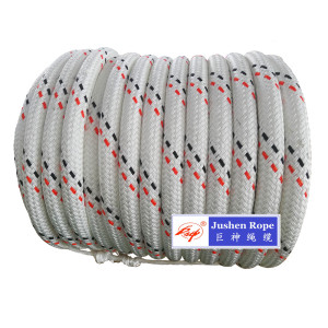 20 Years manufacturer for Nylon Double Braided Rope Nylon Double Braided Rope supply to Russian Federation Importers
