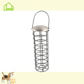 Beautiful Galvanized Wire Metal Bird Feeder