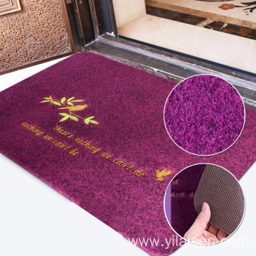 Decorative home carpet kitchen floor mats decoration