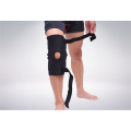 Comfortable Steel Plate Knee Support