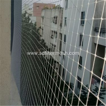 Knotted Square Hole HDPE Bird Netting