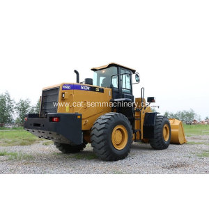 SEM660D CAT966L Heavy Mining Wheel Loader