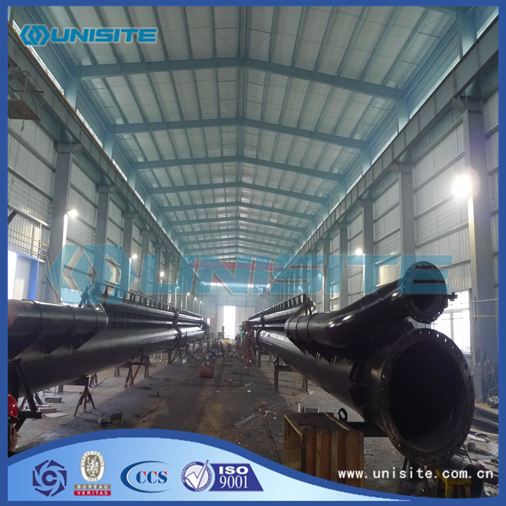 Custom Pumps Suction Discharge Pipe