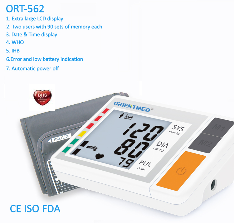 ORT562-blood-pressure-monitor