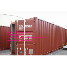 40 Feet Container Flatbed Semi Trailer Truck