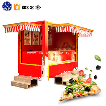 mobile food van for sale