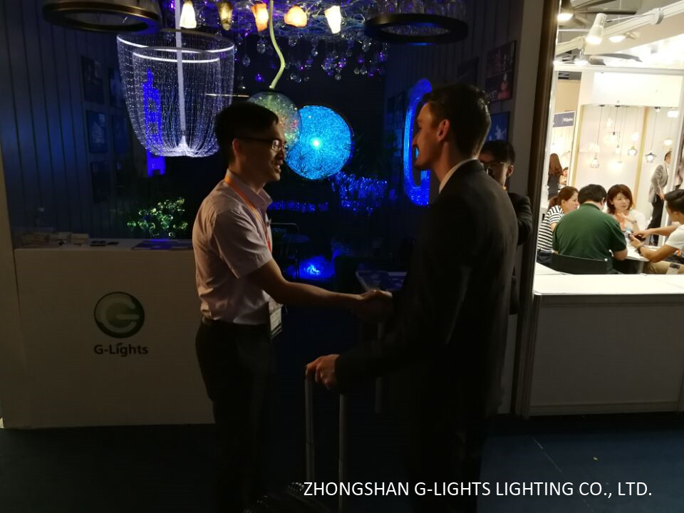 VIP in Hong Kong lighting fair