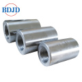 Building Material steel C45 40Cr OD12-40mm Rebar Coupler