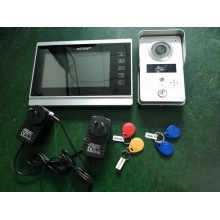 20 Years Factory for Video Door Phone With Memory Wire Video Door Phones with Memory supply to France Factory