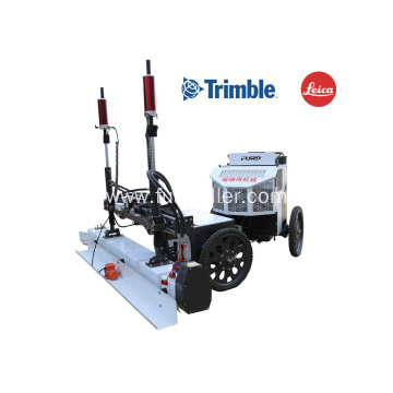 Trimble 3D Concrete Floor Leveling Laser Screed